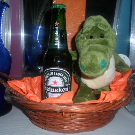 Peluche & Cerveza importada