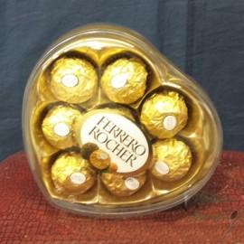 Chocolates Ferrero Corazon
